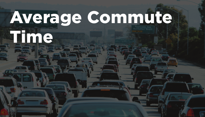 Average Commute Time