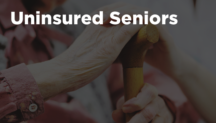 Uninsured Seniors