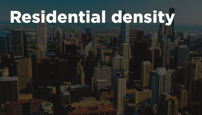 Residential Density