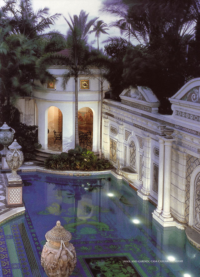 Exterior, Pool and Garden , Casa Casuarina, Miami