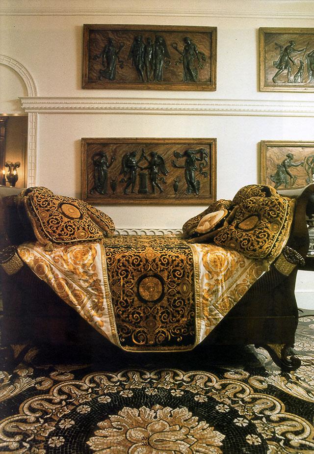 Baroque Room, Casa Casuarina, Miami