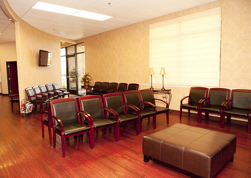 """Val Vista Location Waiting Room"", by Valley Women for Women OBGYN, via Flickr"