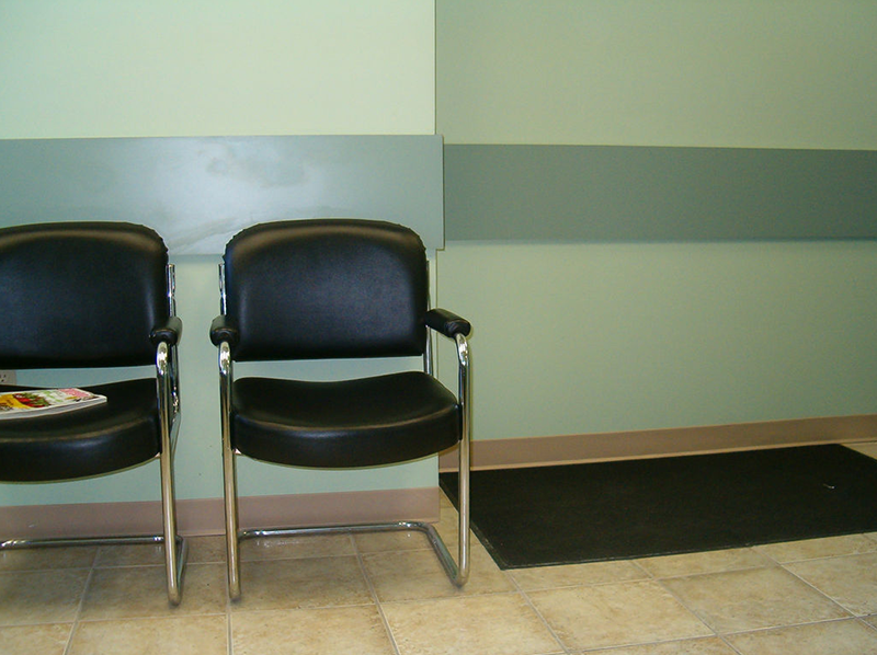 """Waiting Room Chairs"", by mixie on film, via Flickr"