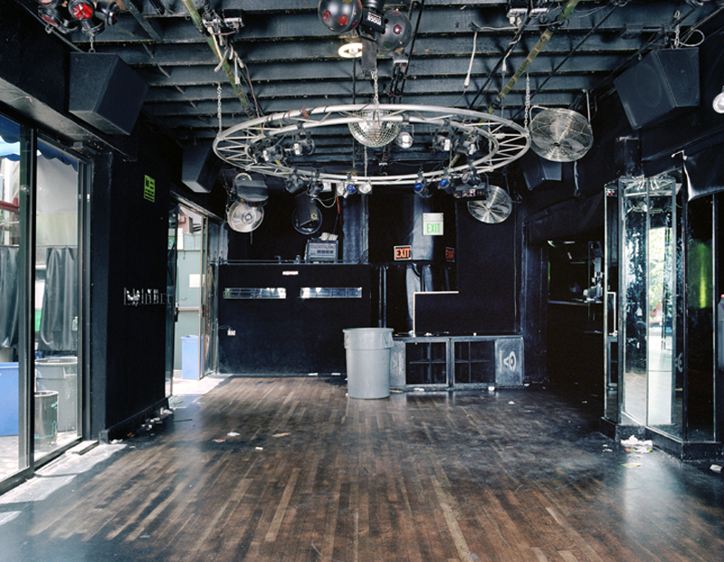 THE ENDUP: Main Dance Floor and DJ Booth, San Francisco, CA, USA, 2002