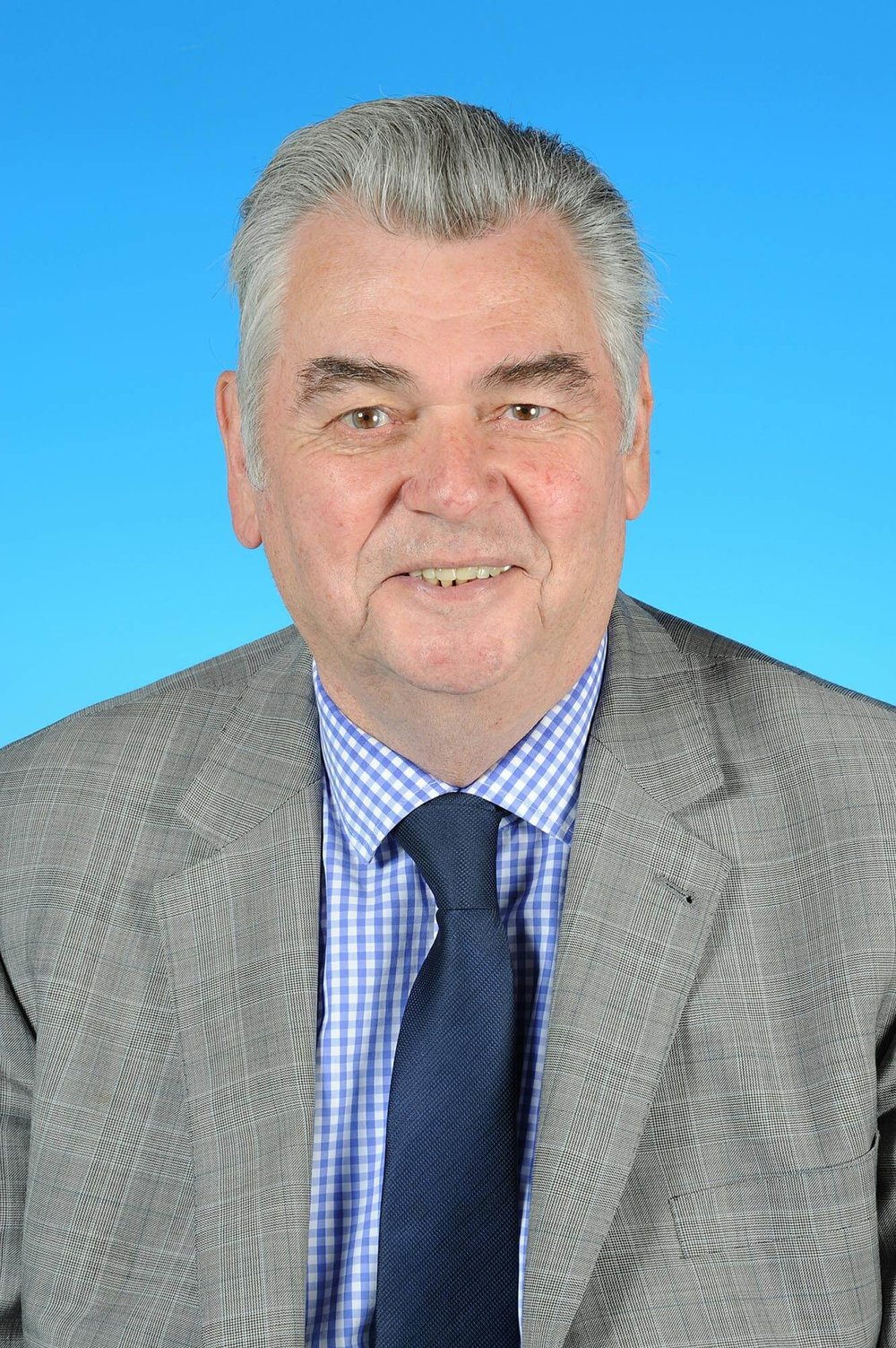 Councillor Philip Awford - photo courtesy of Posers Photographic