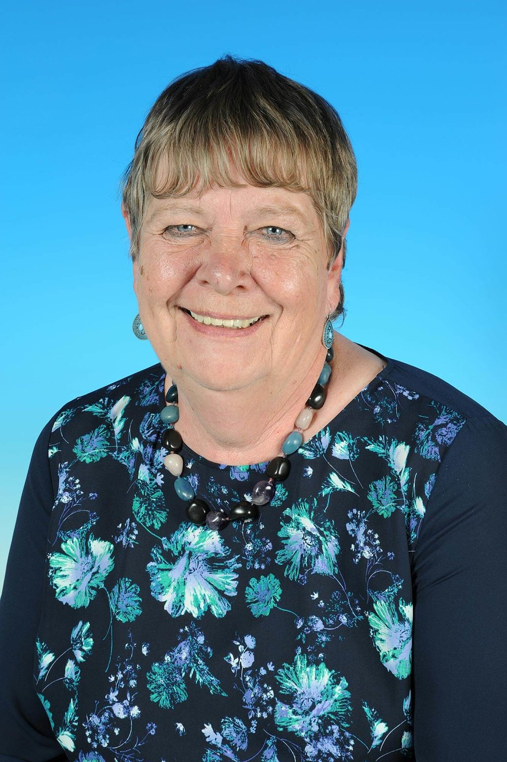 Councillor Kay Berry - photo courtesy of Posers Photographic