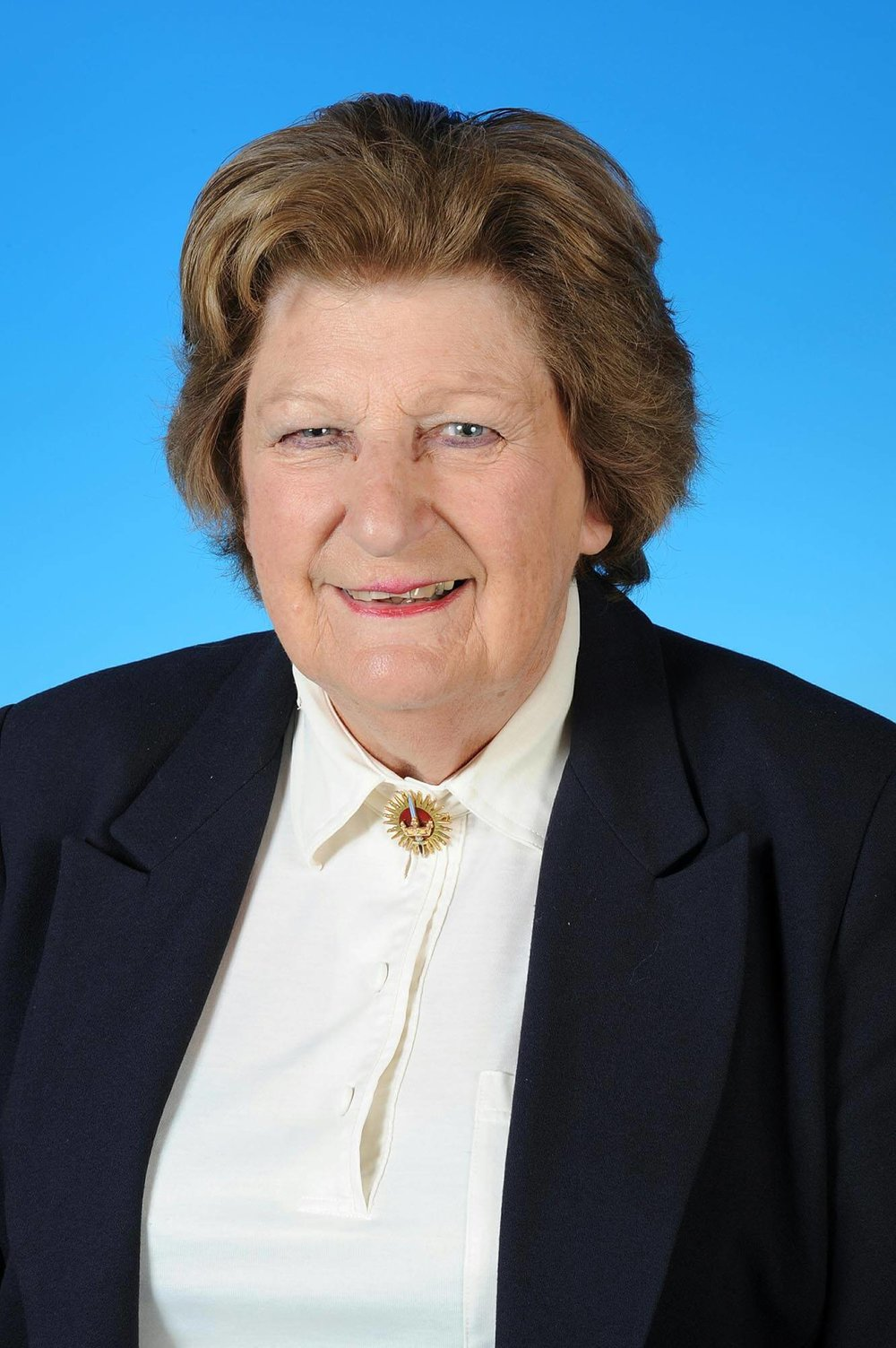 Councillor Janet Day - photo courtesy of Posers Photographic