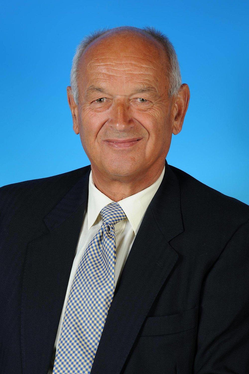 Councillor David Foyle
