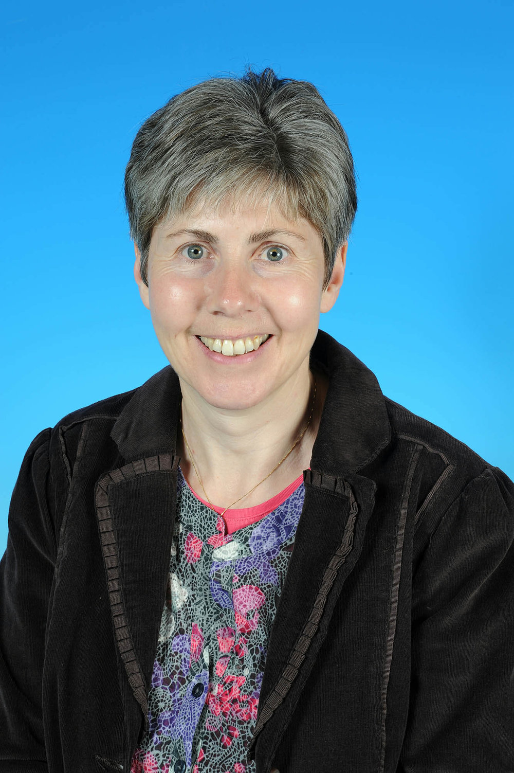 Councillor Julie Greening - photo courtesy of Posers Photographic
