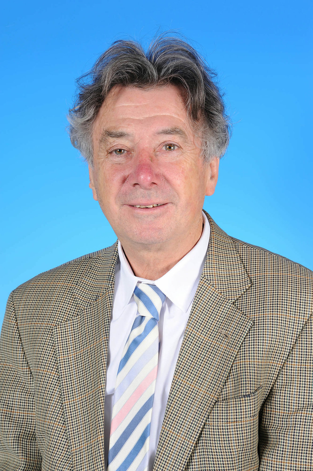 Councillor John Hesketh - - photo courtesy of Posers Photographic