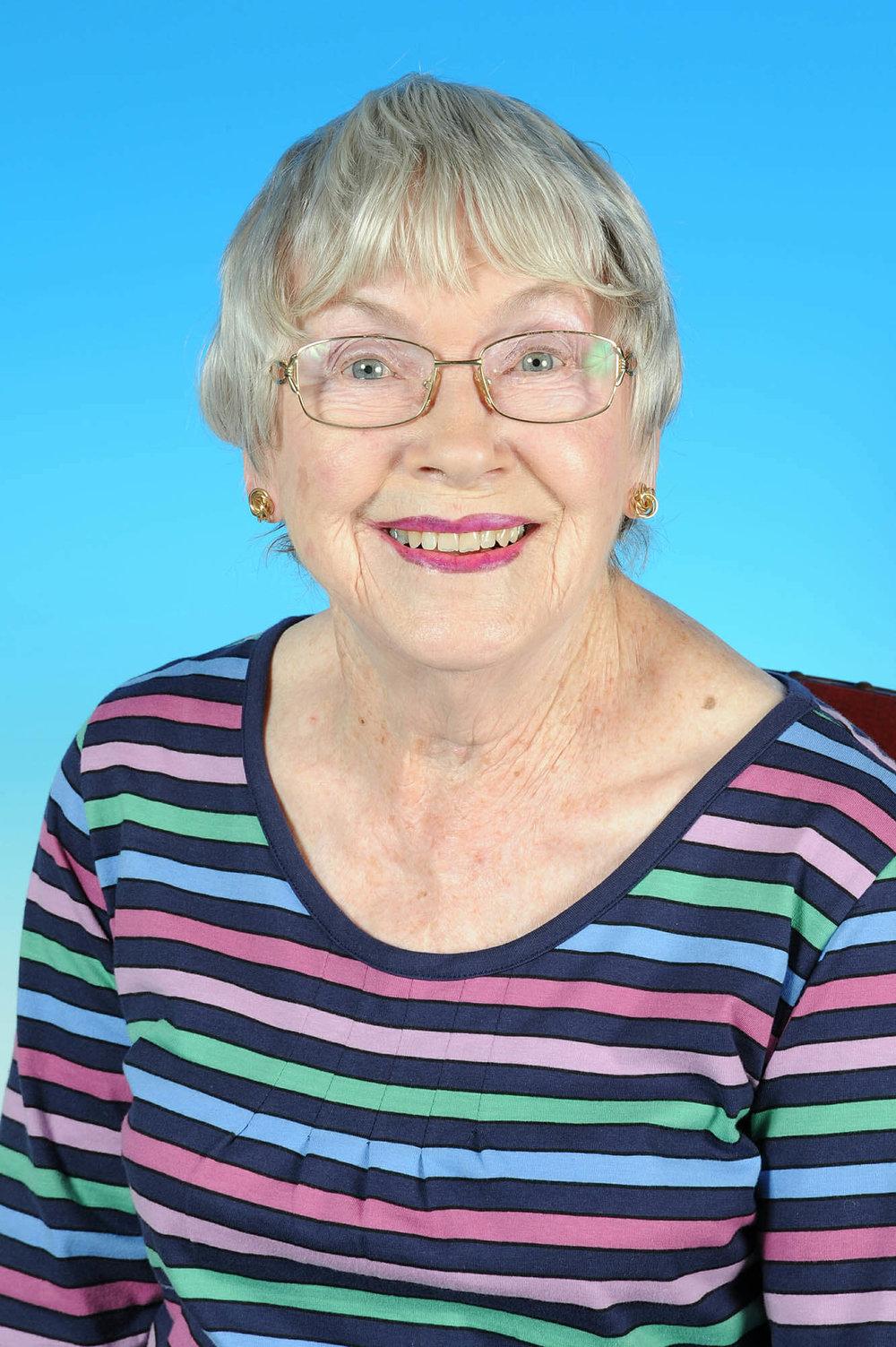 Councillor Pearl Stokes