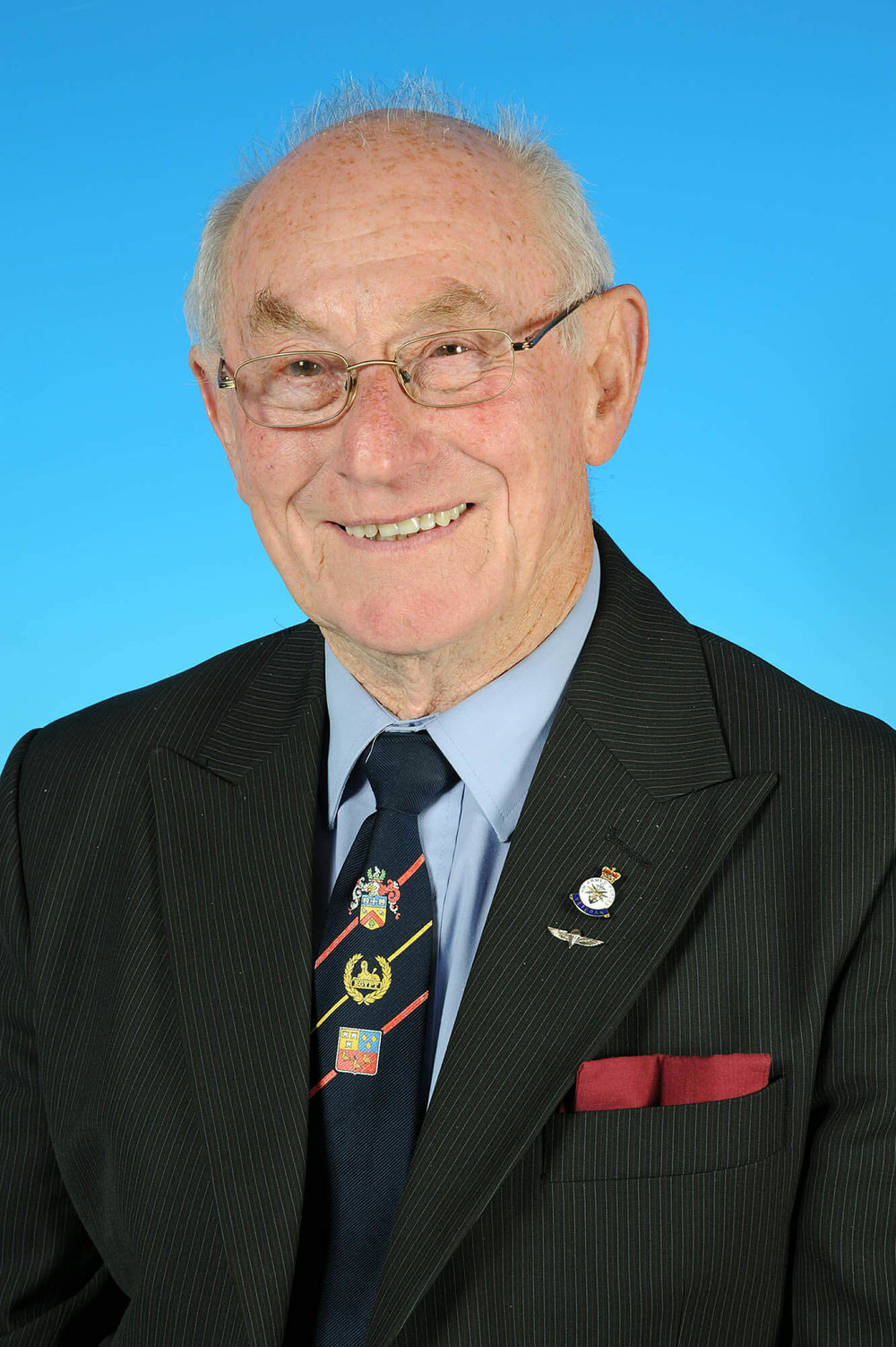 Councillor Harry Turbyfield- photo courtesy of Posers Photographic