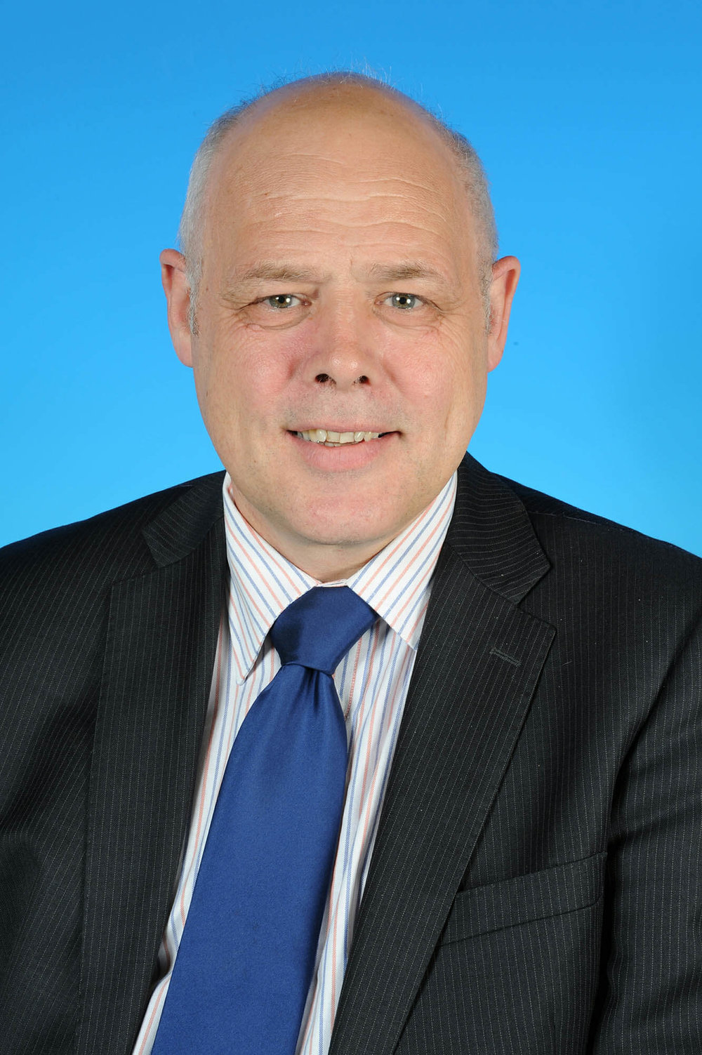 Councillor Dave Waters - photo courtesy of Posers Photographic