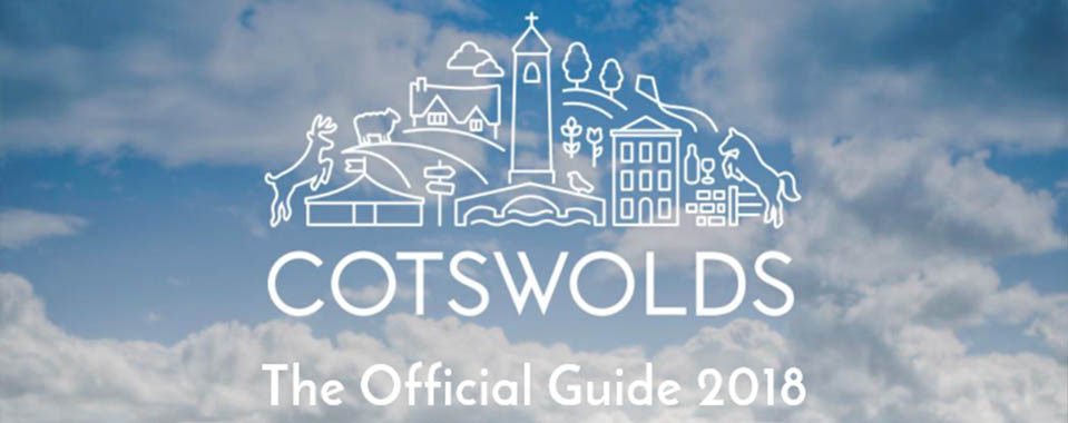 Cotswolds official visitors guide, 2017