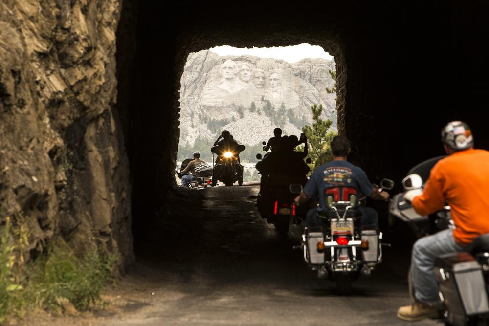 Mt. Rushmore Ride