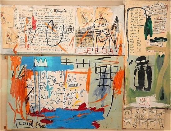 Basquiat's  Piscne Versus the Best Hotels .
