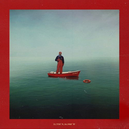 """Photo Courtesy of Lil Yachty  The Cover of Lil Yachty's 2016 album, """"Lil Boat."""""""