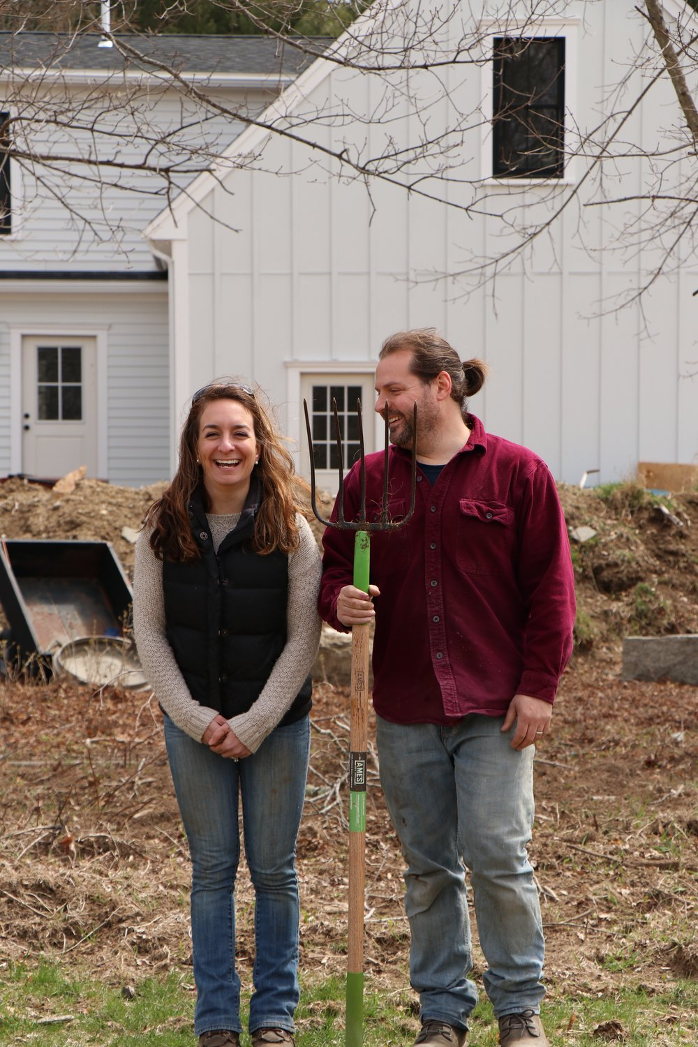Revival Farm is owned by Justin and Kathryn Shepard.