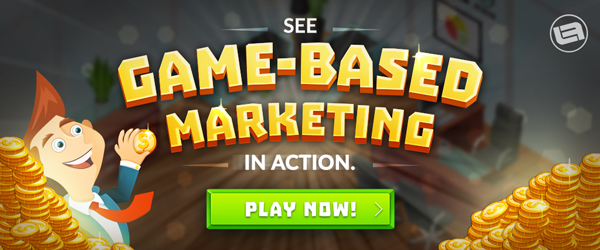 see game based marketing in action