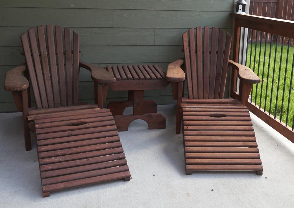 Bozeman MT & Adirondack Chair u2014 Bozeman MT