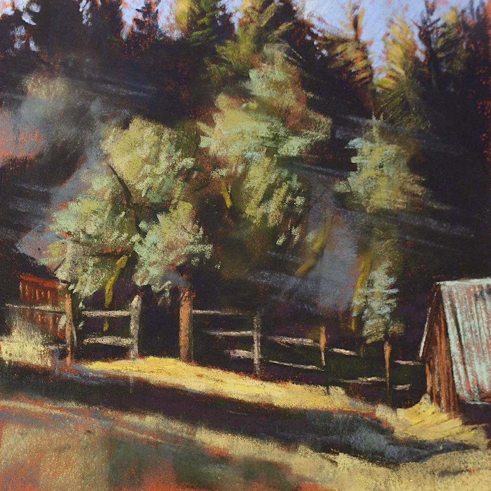Sierra Foothills Farm. The Coop