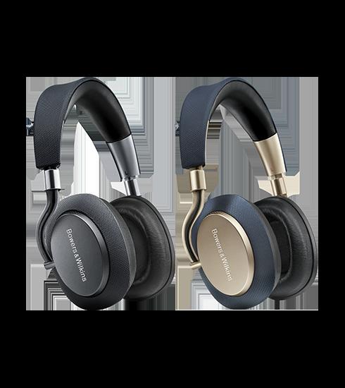 B&W px headphones