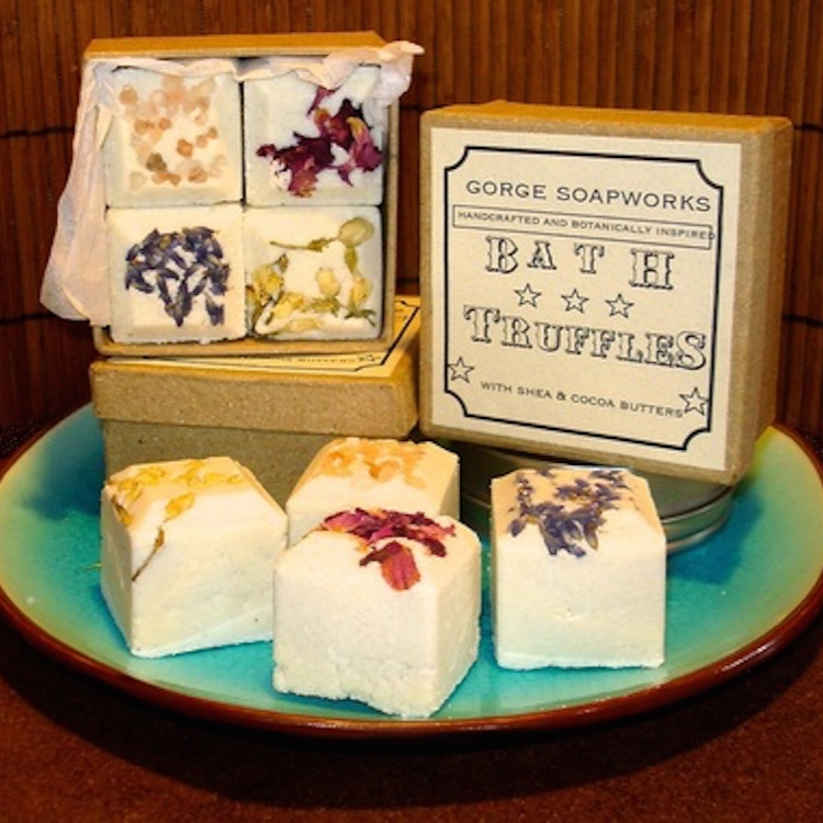 Gorge Soapworks at Rural Craft Revival Holiday Market, an event by Union Event Co