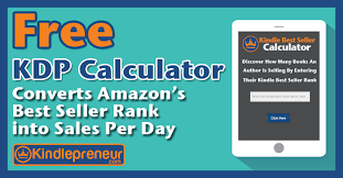 CLICK TO GET FREE KDP CALCULATOR