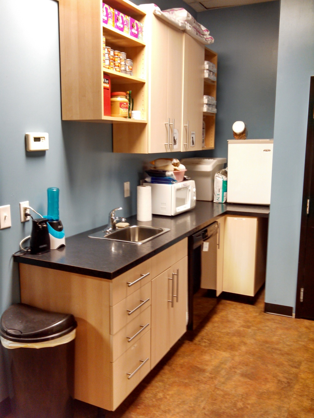 Patient Kitchen