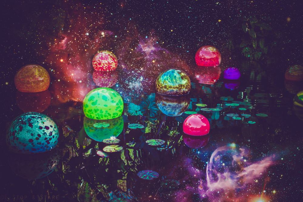 """""""Chihuly In Space"""""""