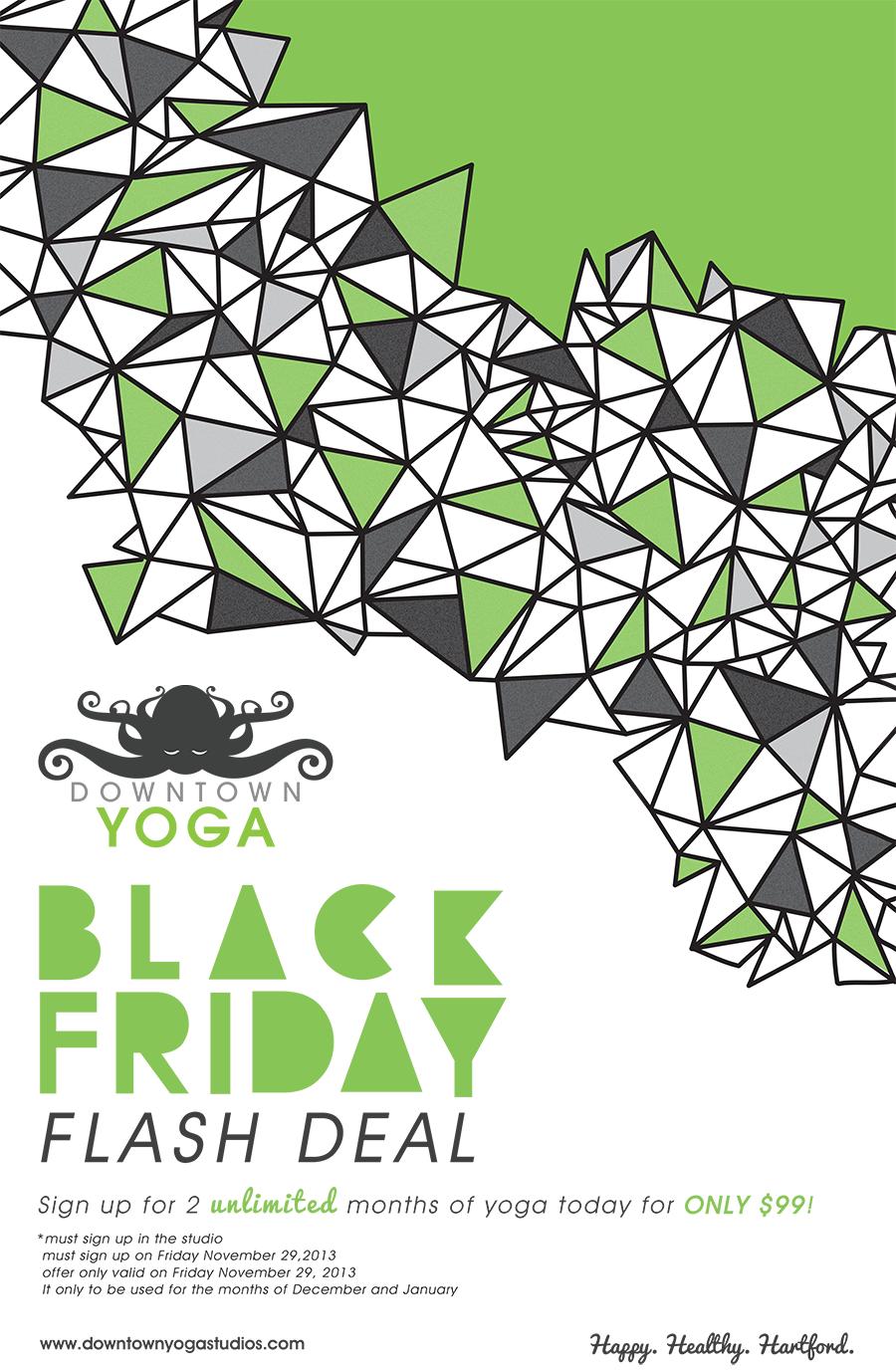 Flash Deal: Black Friday