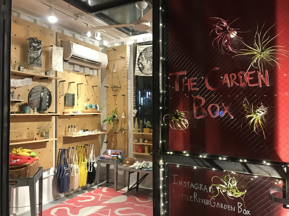 The Garden Box - The Garden Box is a retail shop featuring potted plants, nature-inspired gifts made from natural materials, handmade and local jewelry and other rad things. We are inspired by nature, good design, and community.  Locations: Wynwood Yard - 82 NW 29th St. Miami, Fl 33127 / Jackson Hall - 1050 NW 14th St. Miami, FL 33136Check us out on Instagram!