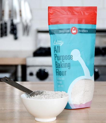Bitty Cricket Flour