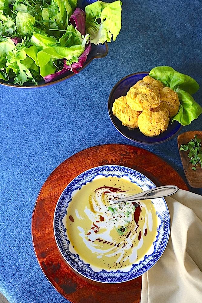 Silken Kabocha Bisque Meal