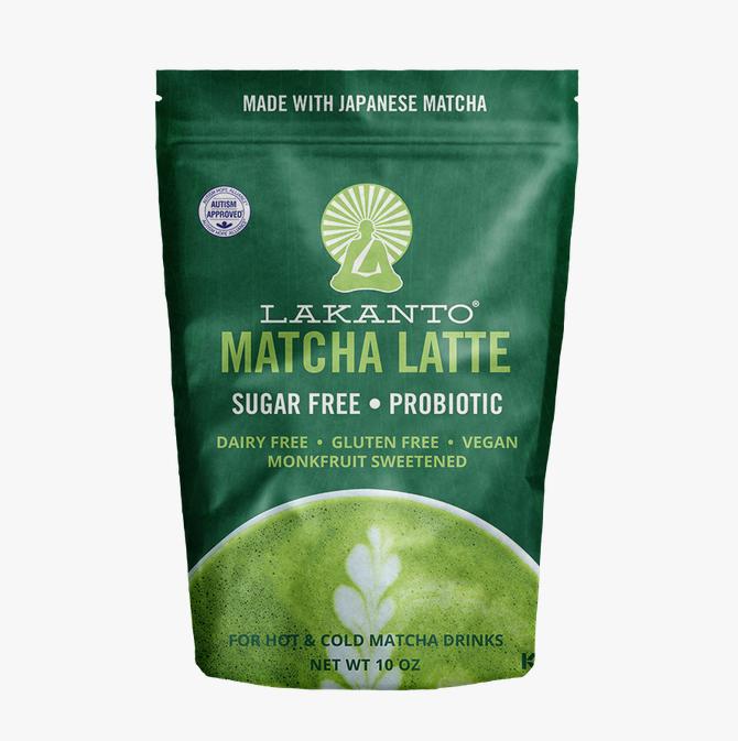 Lakanto Matcha Latte