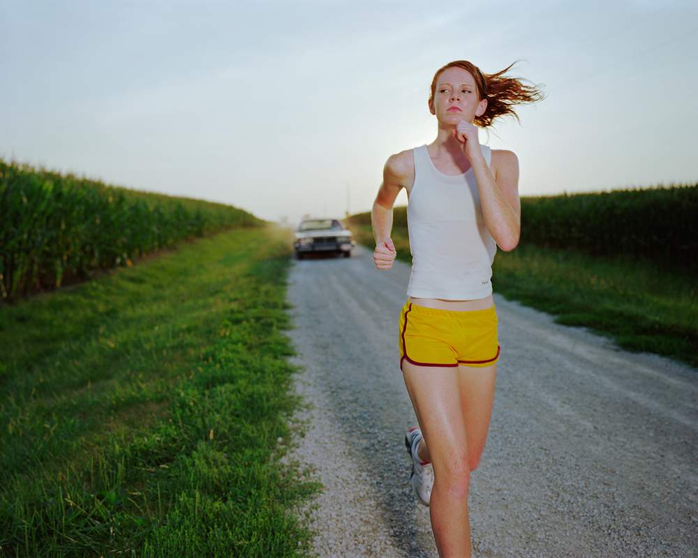 Untitled (Alicia Running)