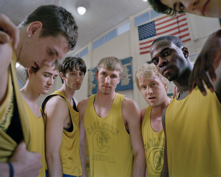 Untitled (Basketball Team)