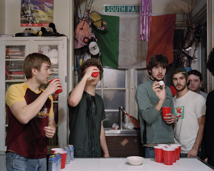 Untitled (Beirut, Beer Pong)