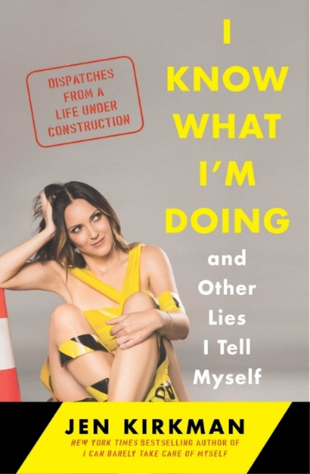 jenkirkman :     Hey everyone! My second book comes out April 2016 BUT it's available  for pre-order now! If you pre-order it, it usually doesn't charge you  until it ships but you'll be sending a message to the little elves that  make books that they better start stapling due to high demand!    Available NOW at the following places.     Amazon:  http://bit.ly/otherliesamazon     B&N:  http://bit.ly/otherliesbn     BAM:  http://bit.ly/otherliesbam     Indiebound:  http://bit.ly/otherliesindie     Kobo:  http://bit.ly/otherlieskobo      Kindle:  http://bit.ly/otherlieskindle     iBooks:  http://bit.ly/otherliesibks