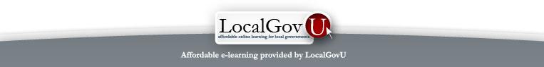 LocalGovU Logo footer Image