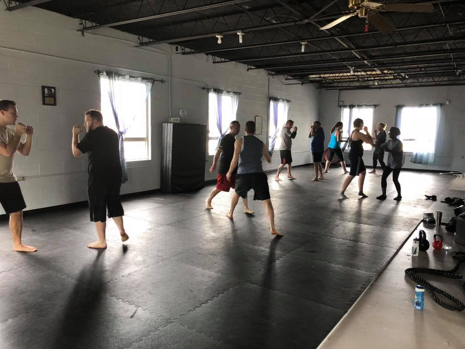 Krav Maga - Foundations - Out of shape? Never thrown a punch before? No problem. While all classes are appropriate for first-timers, this 30-minute class is built specifically for beginners.