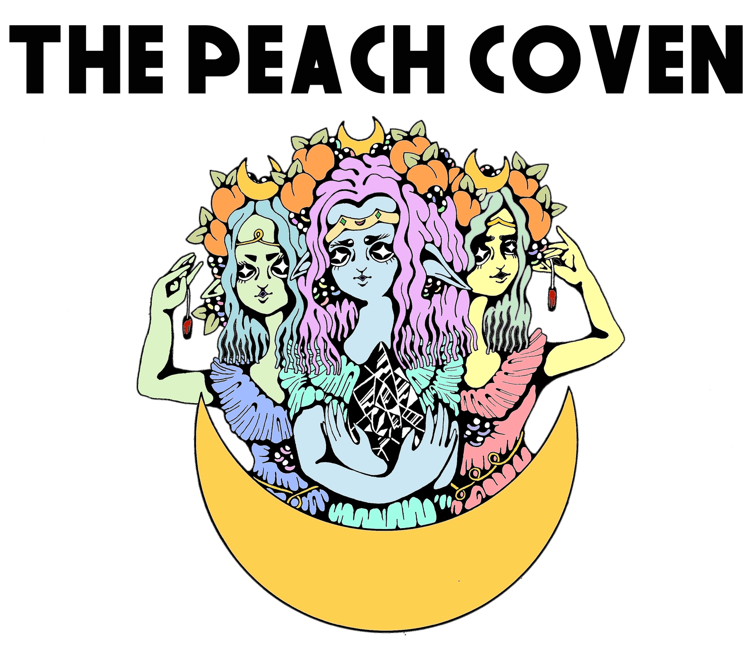 THE PEACH COVEN
