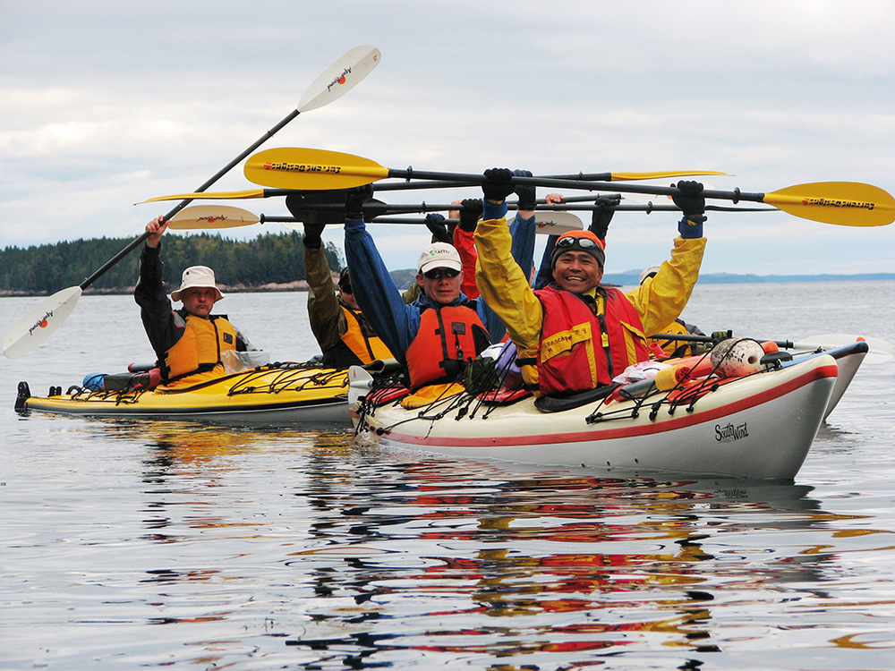 Seascape Kayak Tours , Richardson, Deer Island, New Brunswick
