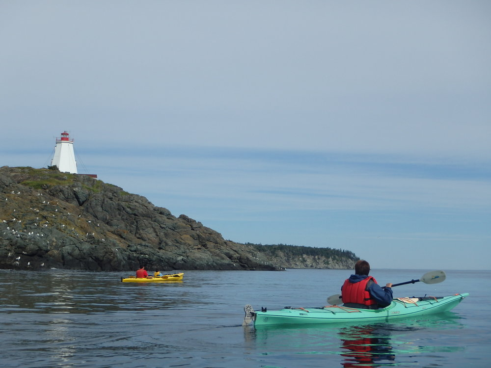 Adventure High, Grand Manan, NB