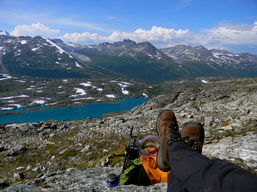 KariRain_LookingDownOnTheChilkootTrail_Adventure.JPG