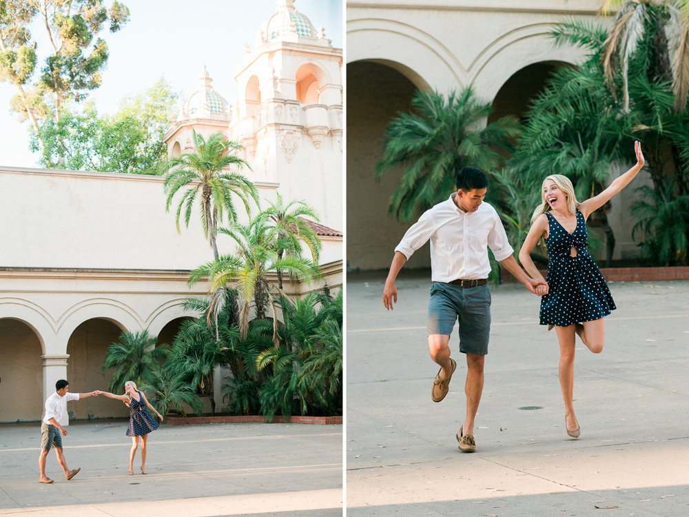 San Diego Wedding Photographer Engagement Balboa Park Tangled Inspired 4-1.jpg