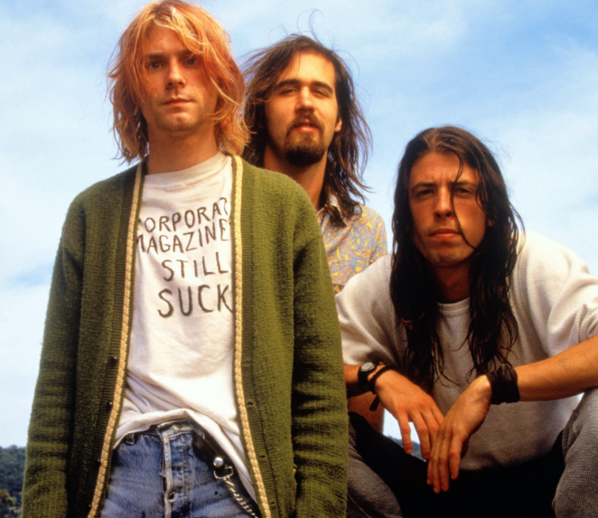 Nirvana's Style Influence / Hollywood Reporter