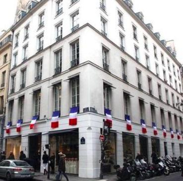 Colette in Paris Closes / JCK