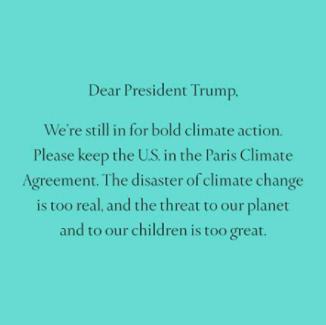 Tiffany's Note To Trump / JCK