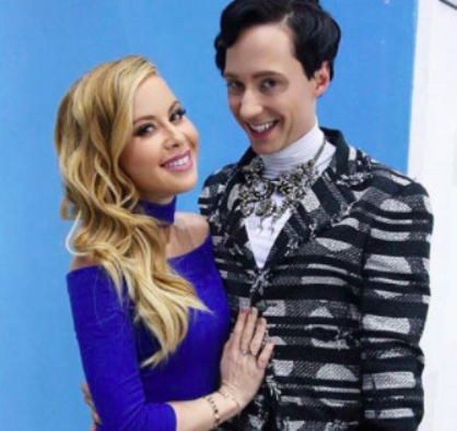 Johnny Weir's Jewelry Swag / JCK